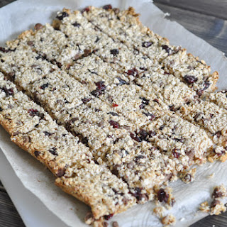 Granola Bars with Sweetened Condensed Milk Recipe