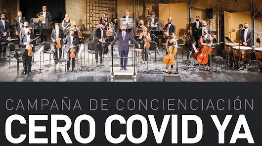 La OCAL anima a grabar un vídeo para alcanzar el 'Cero Covid ya'