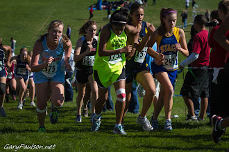 Photo: JV Girls 44th Annual Richland Cross Country Invitational  Buy Photo: http://photos.garypaulson.net/p110807297/e46d165cc