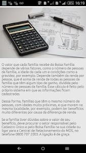Bolsa Família screenshot 8