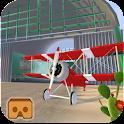 Air King: avión de combate VR icon