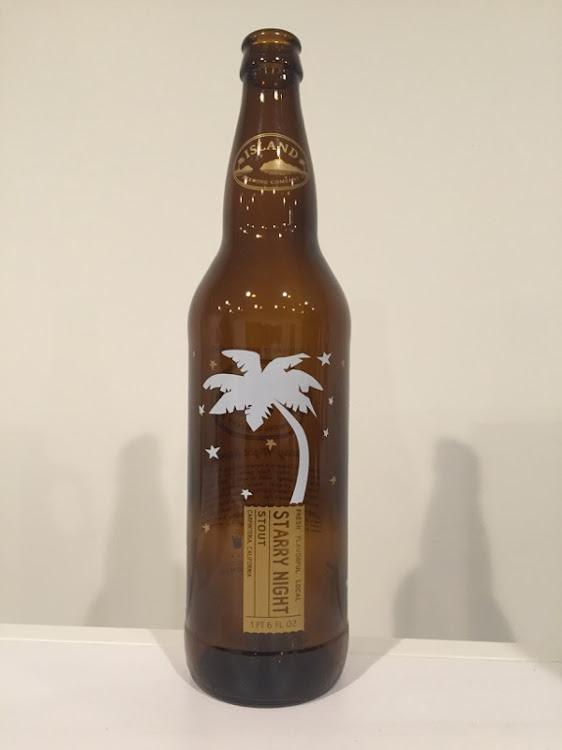 Logo of Island Brewing Company Starry Night Stout Nitro