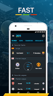 365Scores - Live Scores Screenshot