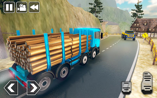 Cargo Delivery Truck Driver - Offroad Truck Games 1.5 screenshots 1