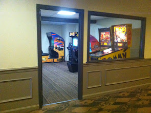 Photo: Game room