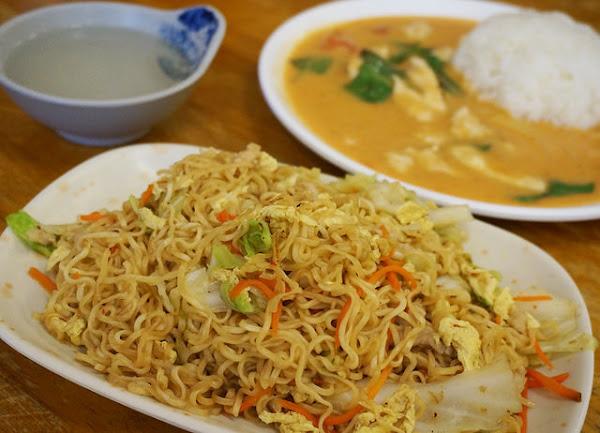 泰平的店-平價滇緬泰國小吃X泰式炒泡麵和打拋飯好好吃