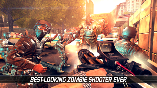 UNKILLED: MULTIPLAYER ZOMBIE SURVIVAL SHOOTER GAME  screenshots 1