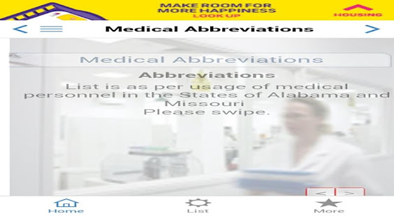 Medical Abbreviations Pro Terminology English Us Apps On Google Play