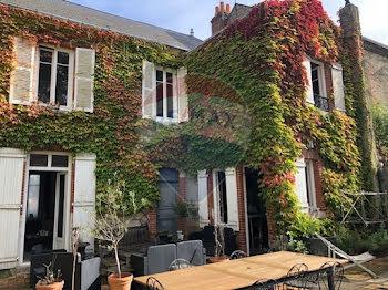 hôtel particulier à Saint-Jean-de-la-Ruelle (45)