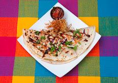 Chicken or Chorizo Quesadilla