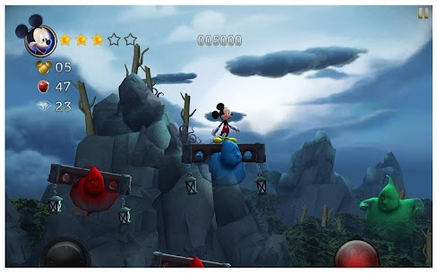 Castle of Illusion Apk Mod Versão Completa 10