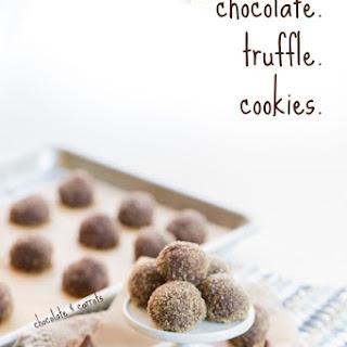 Chocolate Truffle Cookies