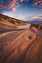 Photo: Beach of the isle of Langeoog, Germany