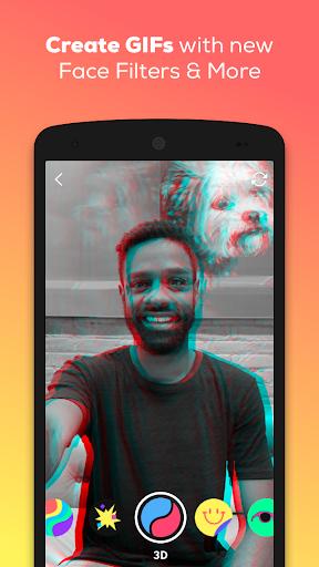 GIPHY: GIF & Sticker Keyboard & Maker 3.9.1 screenshots 3