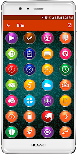 Brin - Icon Pack Screenshot