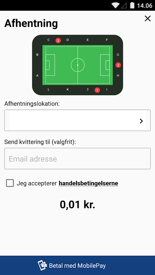 Waiteer - Spring køen over- screenshot