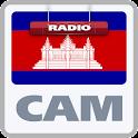 Radio Cambodia icon