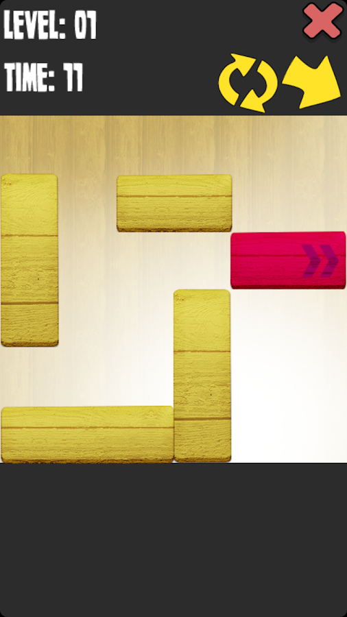Unblock My Free Puzzle- screenshot