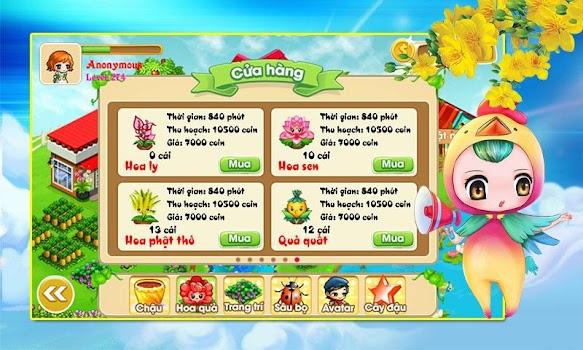 Nong trai tren may (Offline)