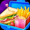 School Lunch Food Maker 2 icon