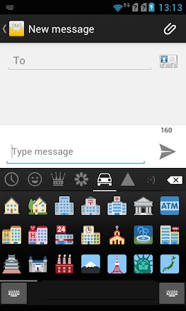 Emoji Keyboard - Color Emoji 2.4 screenshot 551562