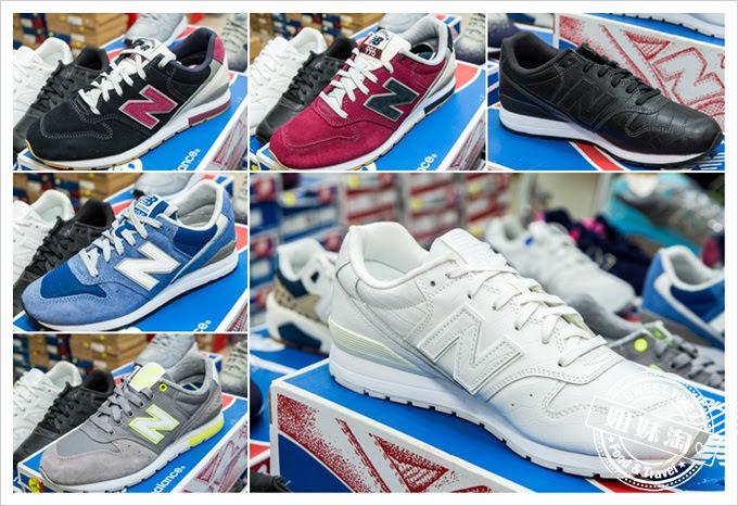 高雄小李特賣會NEW BALANCE-996復古跑鞋