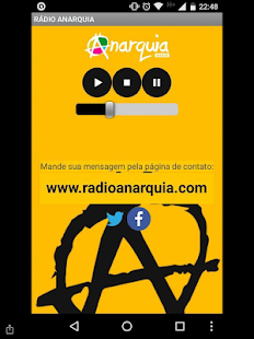 Rádio Anarquia- screenshot thumbnail