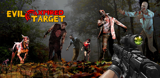 Kill dirty zombies and blooded dogs in creepy jungle