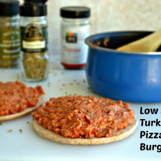 Turkey Pizza Burgers