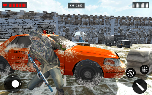Critical Battle Royale Strike Free Fire Squad Game 1.0 screenshots 5