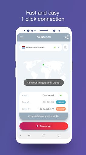 VPN Tap2free u2013 free VPN service 1.62 screenshots 1