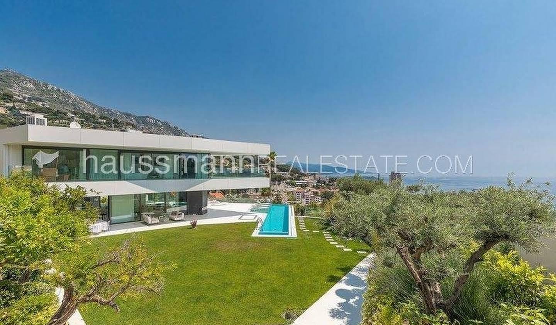 Maison avec piscine et jardin Beausoleil