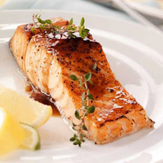 Salmon Maple Sauce Recipes