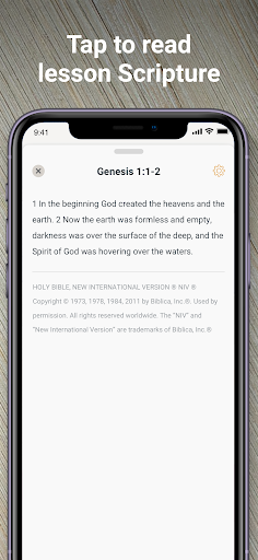 Bible Study Fellowship App screenshot 4