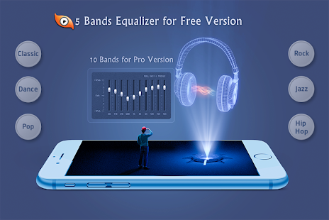 S Music Player 3D Apk: Enjoy Awesome 3D Visualizer Effects