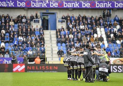 Les joueurs du Sporting Charleroi se déchirent autour de France - Belgique