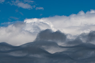 Photo: Passing Clouds