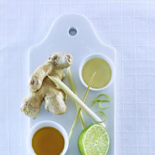Ginger, Lemongrass and Lime Marinade (For Pork or Chicken)