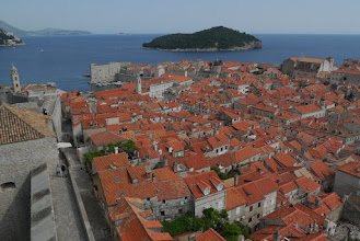 Photo: Another view of Dubrovnik old town