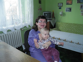 Photo: 29 XII 2011 roku - o już się cieszy !