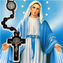 Holy Rosary Audio Offine icon