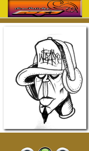 Drawing Graffiti Characters 1.1.2 screenshots 6
