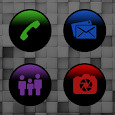 Midnight Colors Icons icon