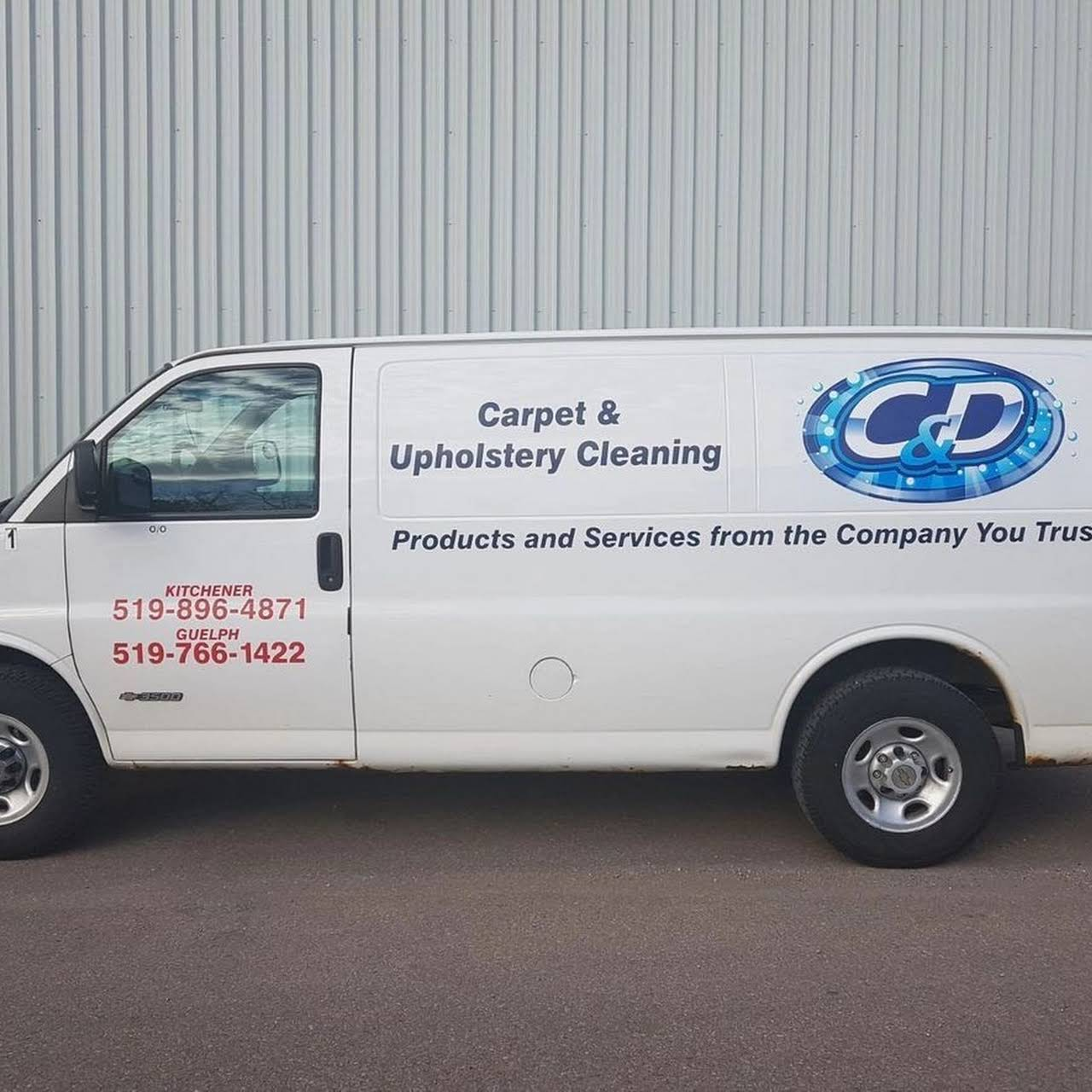 C & D Carpet & Upholstery Cleaning - Carpet Cleaning Service in ...