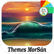 Sunset Colors : Xperia Theme