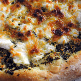 Pesto Ricotta Cheese Pizza Recipes