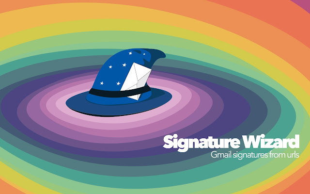 Signature Wizard: Gmail Signatures From Urls