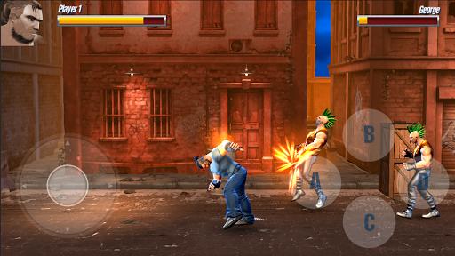 Punch Combo Boxing Fighting Game screenshots 1