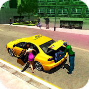 World Careem Taxi Multi Level classic Parking game