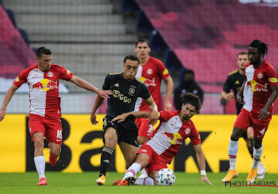 Le Sporting d'Anderlecht devrait officialiser le transfert de Majeed Ashimeru